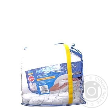 Ковдра Руно силікон зимова євро 300 г/м.кв - купити, ціни на Ашан - фото 2