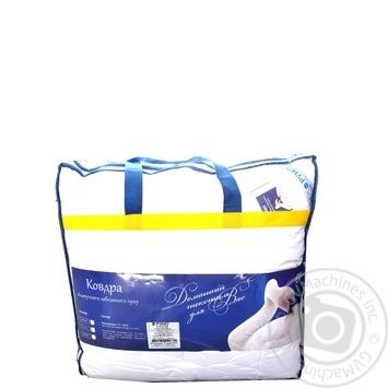 Runo Duvet 200x220 artificial swan down - buy, prices for Auchan - image 1