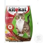 Корм для котів сухий Kitekat М'ясний Бенкет 13000г