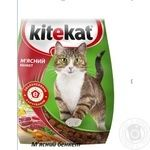 Корм для кошек сухой Kitekat Мясной Пир 13000г