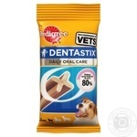 Кость Pedigree Denta Stix для собак малых пород 45г