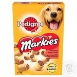 Delicacy Pedigree with marrowbone for dogs 150g