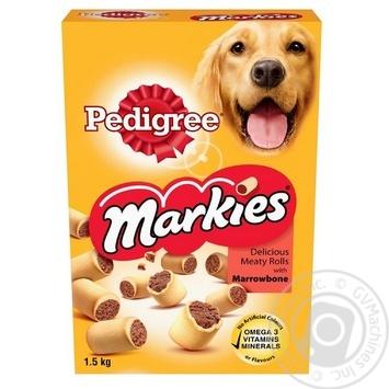 Мясное печенье Pedigree Маркиз для собак 150г