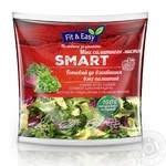Fit&Easy Smart fresh greens lettuce 140g