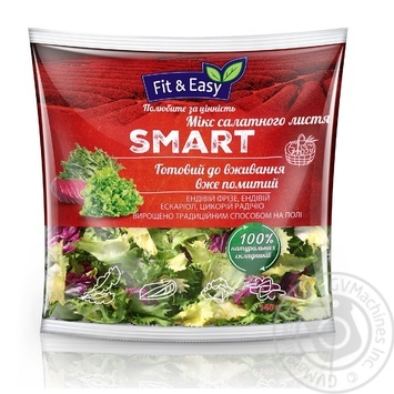 Салат Fit&Easy Smart мікс 140г
