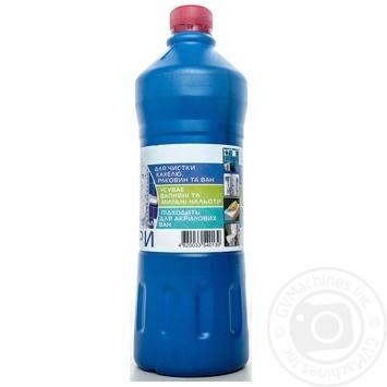 Средство для чистки кафеля и сантехники Сана Сантри 900г - купить, цены на Ашан - фото 2