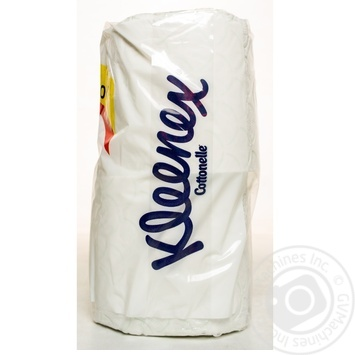 Kleenex Toilet paper gentle daisy 8 rolls - buy, prices for MegaMarket - image 3