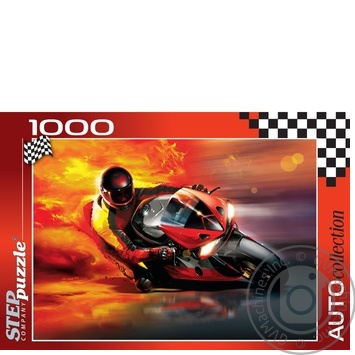 Step Puzzle 1000 Details Puzzles in Assortment - buy, prices for Novus - photo 8