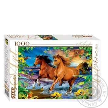 Step Puzzle 1000 Details Puzzles in Assortment - buy, prices for Novus - photo 7