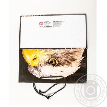 Пакет Креатив-принт Креатив А подарочный 26x32x10 - купить, цены на Фуршет - фото 2