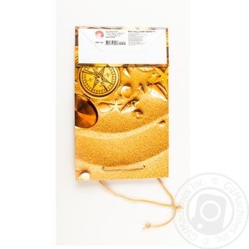 Пакет Креатив-принт Креатив C подарочный 18x23x8 - купить, цены на Фуршет - фото 2