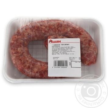 Колбаски Ашан Украинские - купить, цены на Ашан - фото 3