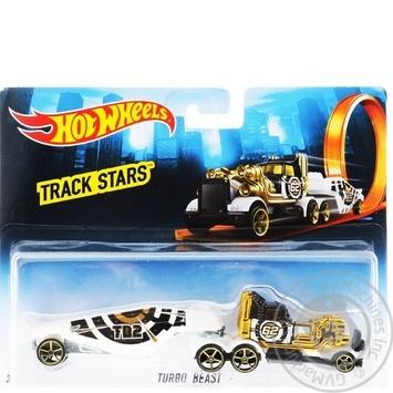 Игрушка Hot Wheels грузовик-трейлер - купить, цены на Novus - фото 5
