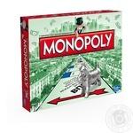 Іграшка Класична Монополія укр. версія арт. C1009657