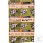 Бумажные полотенца Selpak Professional однослойные 250 листов