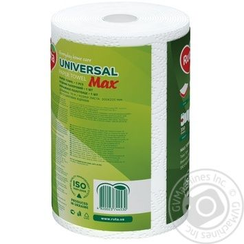 Ruta Max Paper Towels 2layer 1pc - buy, prices for MegaMarket - image 2