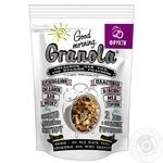 Good morning Granola Breakfast cereals with dried fruits 330g - buy, prices for Novus - image 1