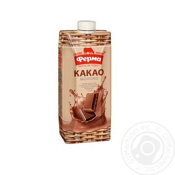 Ferma milk with cocoa cocktail 1,9% 500g - buy, prices for MegaMarket - image 1