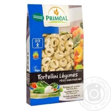 Pasta tortellini Primeal with vegetables 250g