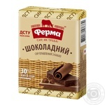 Processed cheese Ferma chocolate 30% 90g