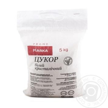 Granulated sugar Marka promo 5000g - buy, prices for Novus - image 1