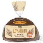 Kyivhlib Homemade Sliced Rye Half Bread 450g
