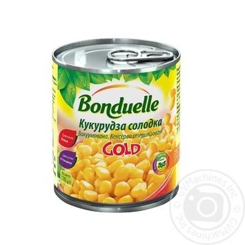 Кукуруза Bonduelle Gold сладкая 170г