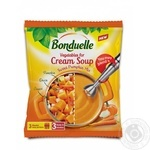 Bonduelle pumpkin frozen for soup vegetables 400g