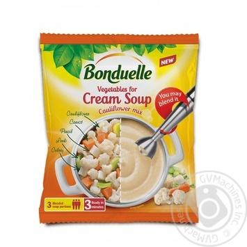Овочі Bonduelle для крем супу Легкий 400г - купити, ціни на МегаМаркет - фото 1
