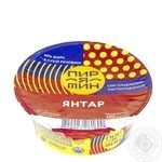 Сыр Молочный шлях Пирятин Янтар плавленый пастообразный 60% 100г