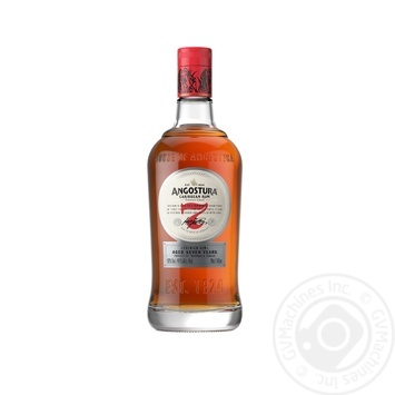 Angostura Caribbean Rum 7 y.o. 0,7l - buy, prices for Novus - image 1