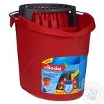 Vileda SuperMocio Bucket with Wringer 10l