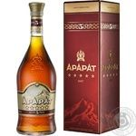 Ararat 5 yrs brandy 40% 0,5l