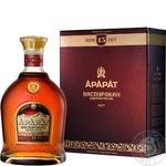 Ararat Vaspurakan 15 years cognac 40% 0,5l gift box