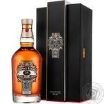 Виски Chivas Regal 25 лет 40% 0,7л  в подарочной упаковке - купить, цены на Восторг - фото 1