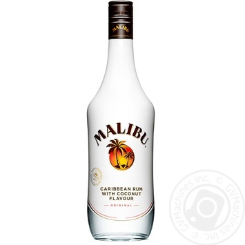 Malibu Liquor 21% 1l - buy, prices for Furshet - image 1