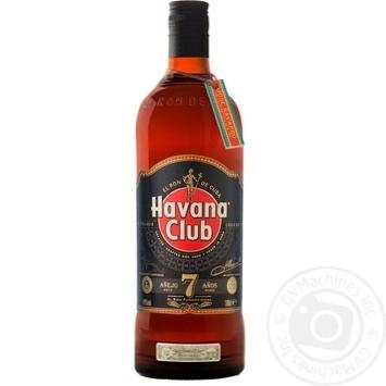 Havana Club 7YO Rum 1l - buy, prices for Novus - image 1