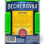Ликерная настойка Becherovka на травах 38% 0,7л - купить, цены на Novus - фото 2