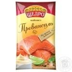 Майонез Щедро Провансаль 67% фольпак 190г