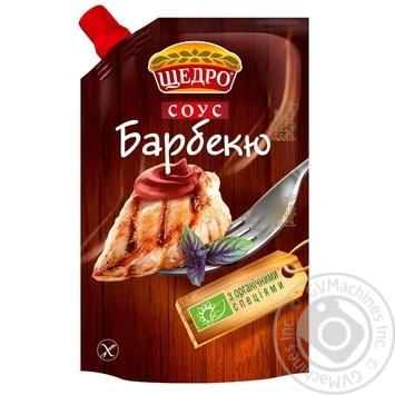 Соус Щедро Барбекю 200г - купить, цены на Novus - фото 1