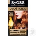 Крем-фарба SYOSS OLEO Intence 7-70 Золоте Манго