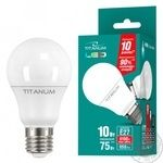 Titanum LED lamp A60 10W E27 4100K