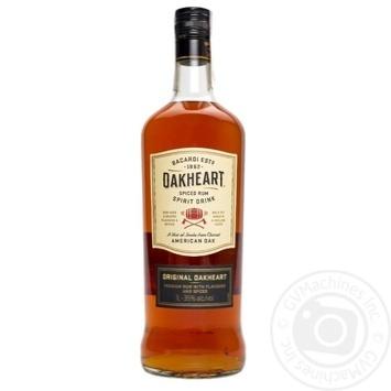 Bacardi Oakheart Original Rum 35% 1l - buy, prices for Novus - image 1