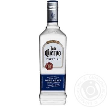 Текила Jose Cuervo Especial Silver 38% 1л - купить, цены на МегаМаркет - фото 1