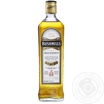 Bushmills Original 6 yrs whisky 40% 0.35l - buy, prices for Novus - image 1