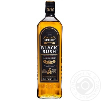 Bushmills Black Bush 8 yrs whisky 40% 1l - buy, prices for Novus - image 1
