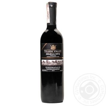 Вино Teliani Valley Киндзмараули красное полусладкое 0,75л