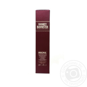 Hankey Bannister Blended Scotch Whisky - buy, prices for Novus - image 3