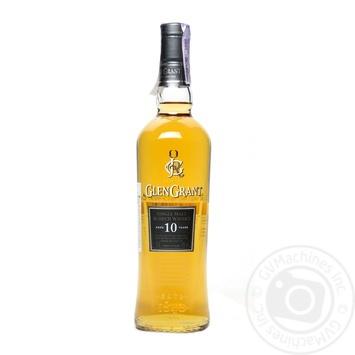 Glen Grant Single Malt Scotch Wisky