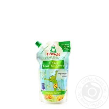 Frosch Children Hand Soap - buy, prices for Novus - image 1